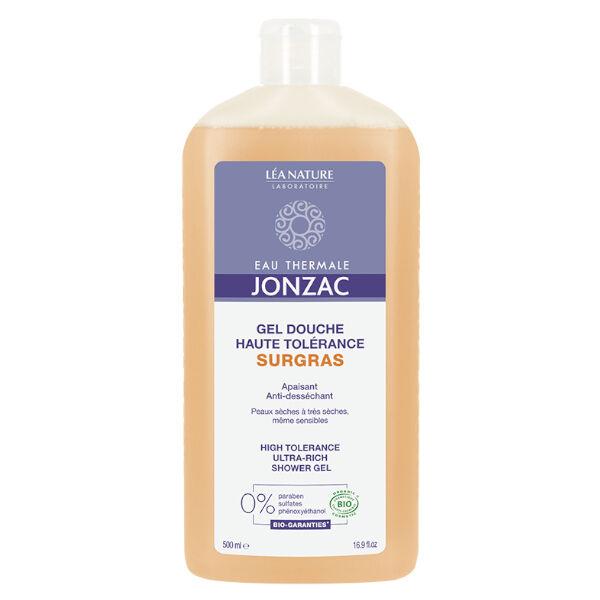 Jonzac Nutritive Gel Douche Surgras Bio 500ml