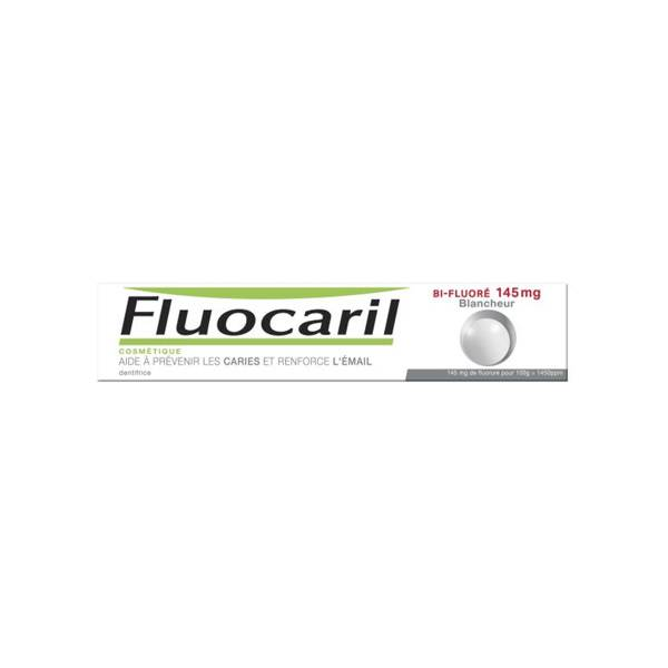 Fluocaril Cosmétique Bi-Fluoré 145mg Pâte Dentifrice Blancheur 75ml