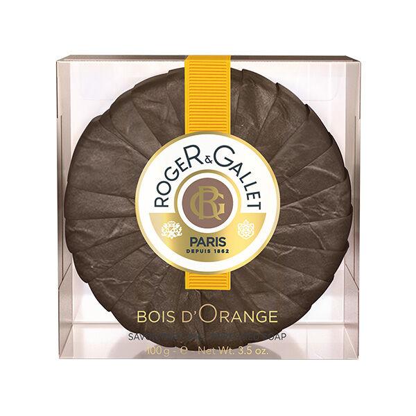 Roger & Gallet Bois d'Orange Savon Frais Boite Carton 100g