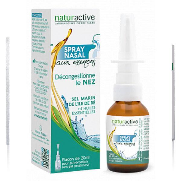 Naturactive Phytaroma Spray Nasal aux Essences 20ml
