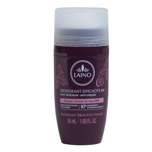 Laino Déodorant 24h Extrait Figue Bio 50ml
