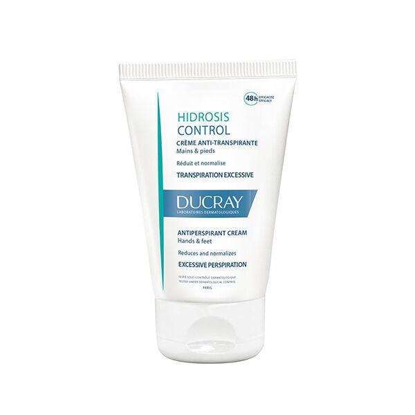 Ducray Hidrosis Control Crème Anti-Transpirante Crème Mains et Pieds