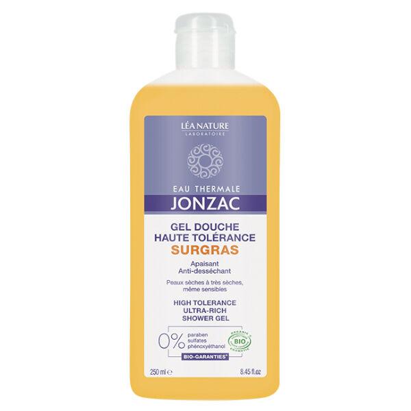 Jonzac Nutritive Gel Douche Surgras Bio 250ml