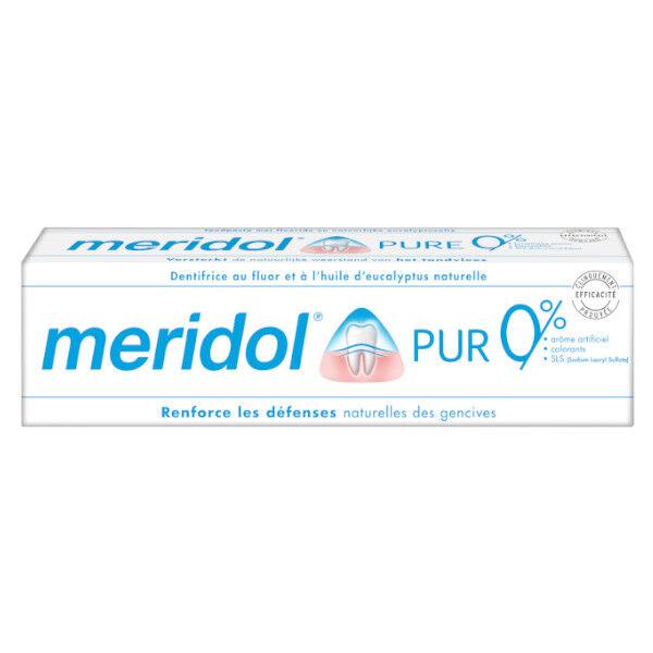 Méridol Meridol Pur Dentifrice 75ml