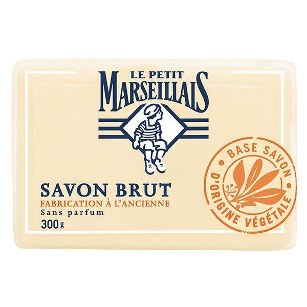 Le Petit Marseillais Savon Brut 300g