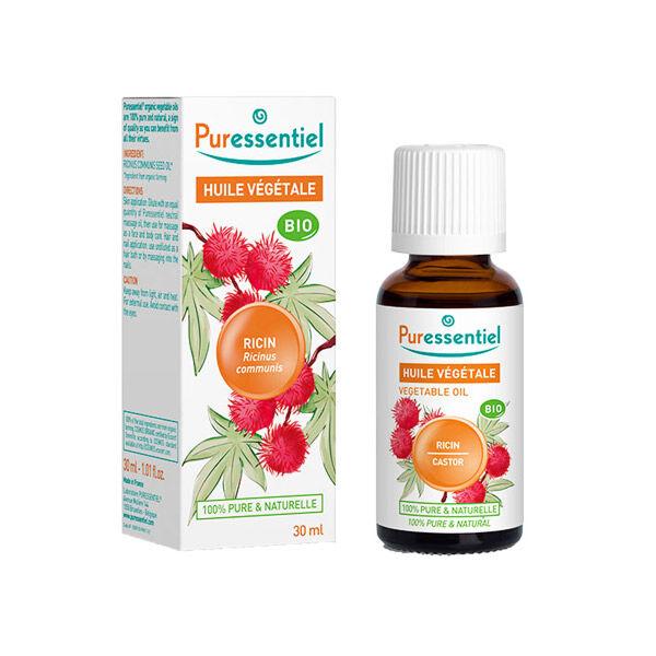 Puressentiel Huile Végétale Ricin Bio 30ml