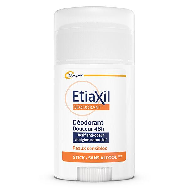 Etiaxil Déodorant Douceur 48h Stick 40ml