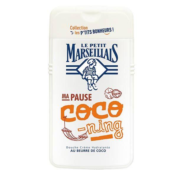 Le Petit Marseillais Les P'tits Bonheurs Douche Crème Ma Pause Coco-ning 250ml