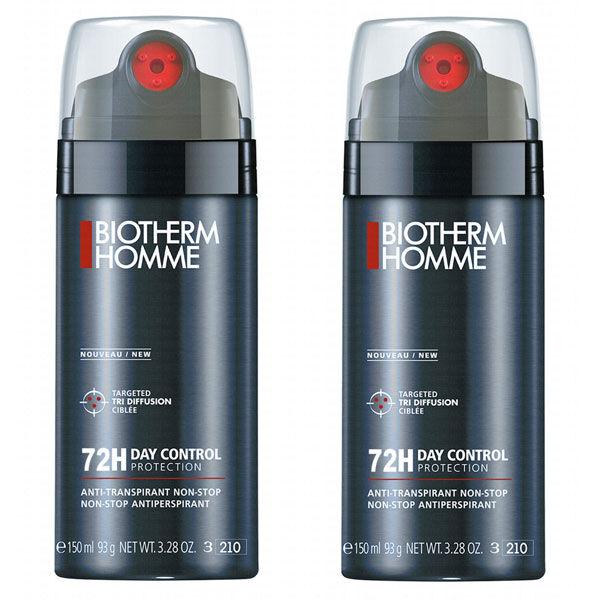 Biotherm Homme Day Control Déodorant 72h Lot de 2 x 150ml