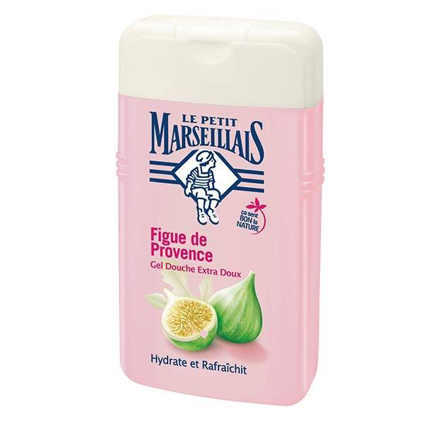 Le Petit Marseillais Gel Douche Extra Doux Figue de Provence 250ml