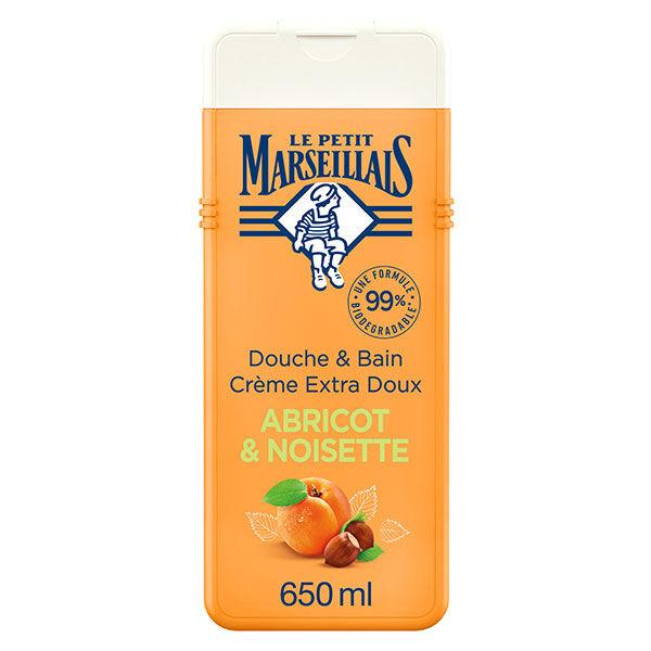 Le Petit Marseillais Douche Crème Extra Doux Abricot et Noisette 650ml