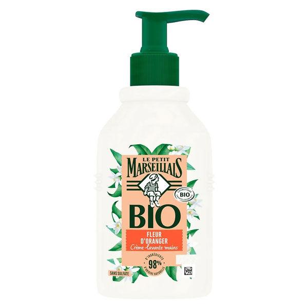 Le Petit Marseillais Savon Liquide Fleur d'Oranger Bio 300ml