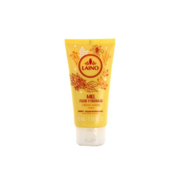 Laino Crème Mains Miel Fleur d'Oranger 50 ml