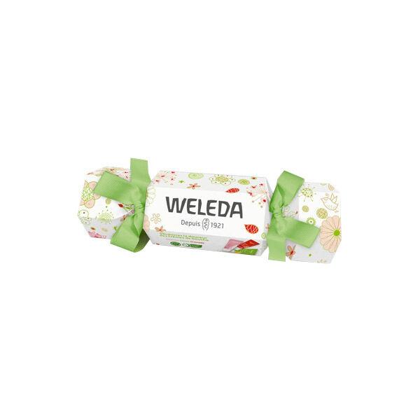 Weleda Cracker de Noël 3 Crèmes Douche 50ml