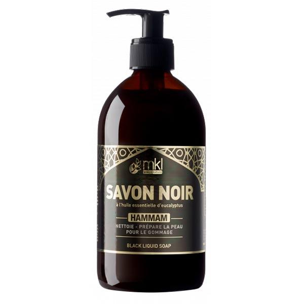 MKL Green Nature Savon Noir 500ml