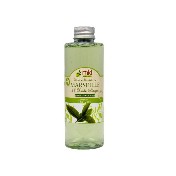 MKL Green Nature Savon liquide de Marseille Thé Vert 100ml