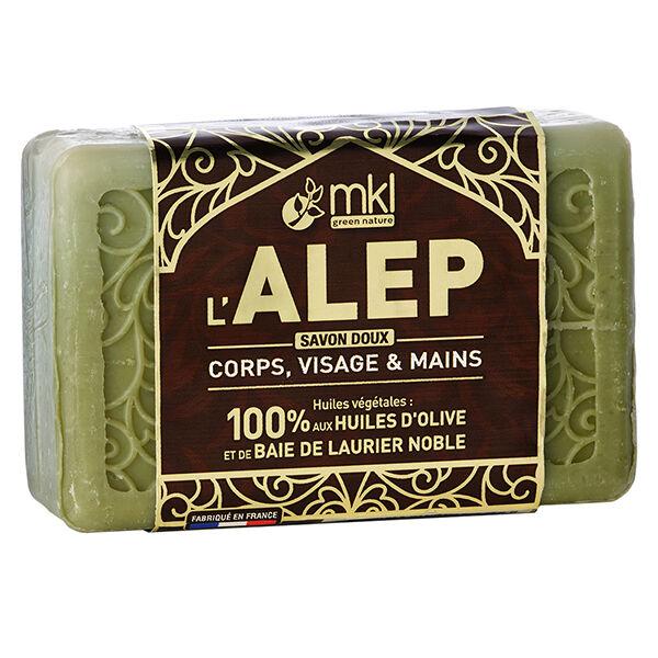 MKL Green Nature Savon Doux Alep 125g