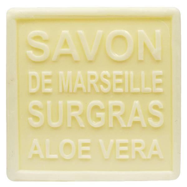 MKL Green Nature Savon de Marseille Aloe Vera 100g