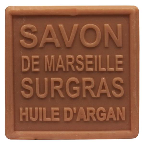 MKL Green Nature Savon de Marseille Huile d'Argan 100g