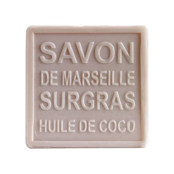 MKL Green Nature Savon de Marseille Surgras Huile de Coco 100g