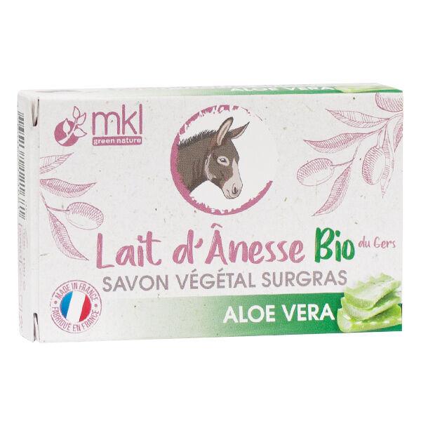 MKL Savon Lait d'Anesse Aloe Vera 100g