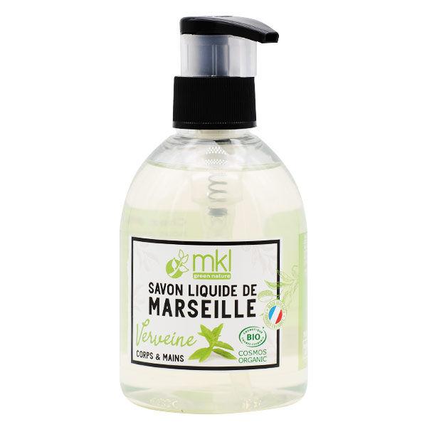 MKL Green Nature Savon Liquide Marseille Verveine Bio 300ml