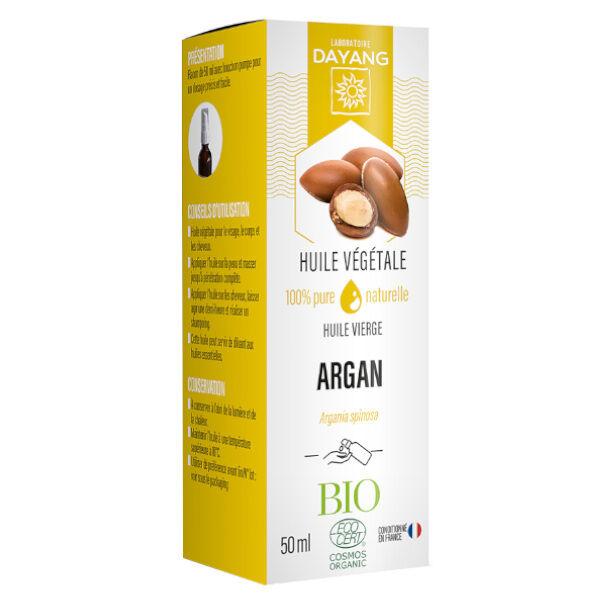 Dayang Huile Végétale Argan Bio 50ml