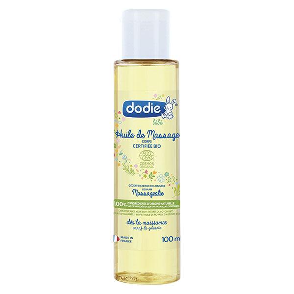 Dodie Hygiène & Soin Huile de Massage Bio 100ml