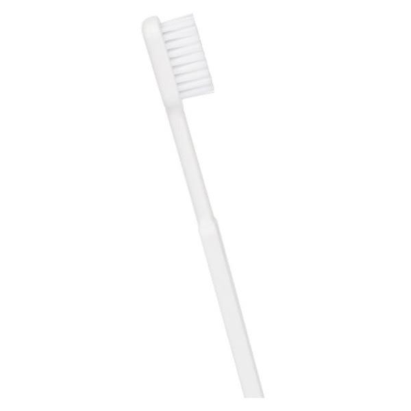 Caliquo Brosse à Dents Rechargeable Bioplastique Souple Blanche