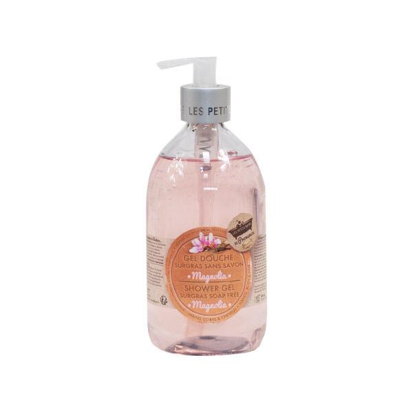Les Petits Bains de Provence Gel Douche Surgras sans Savon Magnolia 500ml