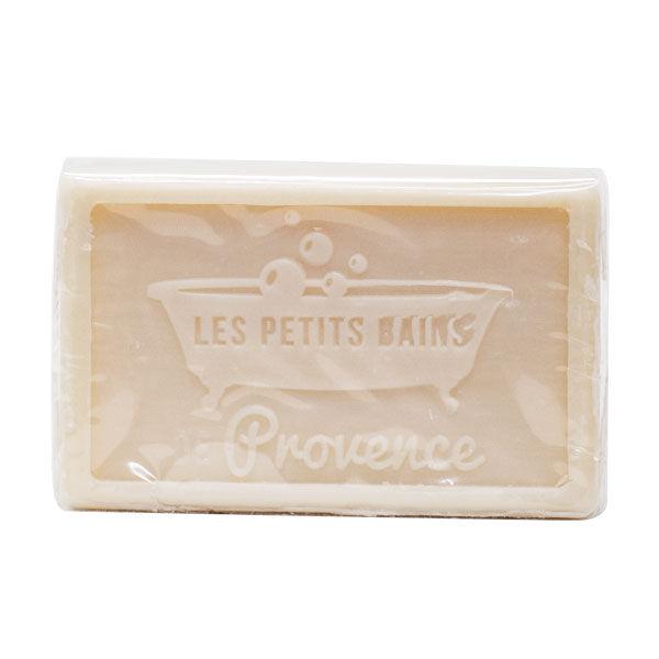 Les Petits Bains de Provence Savon de Marseille Fleur de Coton 100g