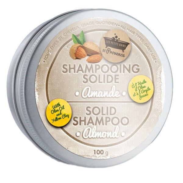 Les Petits Bains de Provence Shampooing Solide Amande 100g