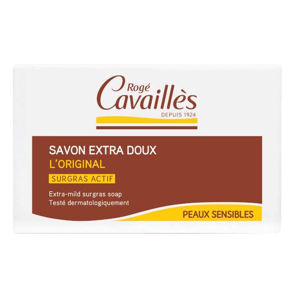 Rogé Cavaillès Savon Surgras Extra Doux 150g