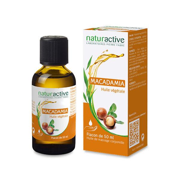 Naturactive Huile Végétale Macadamia 50ml