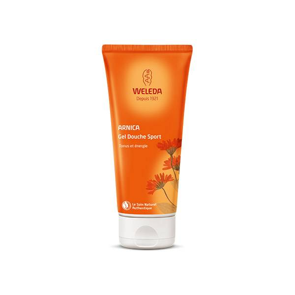 Weleda Arnica Gel Douche Sport 200ml