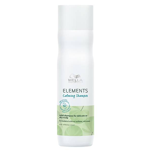 Wella Professionals Elements Shampoing Apaisant 250ml
