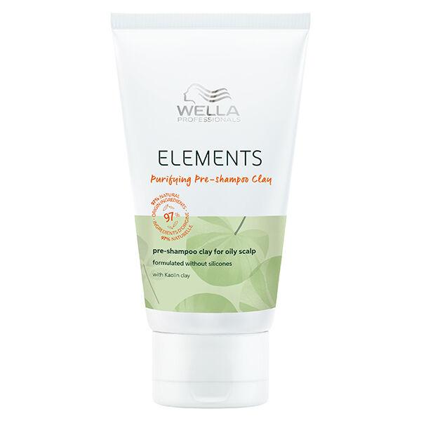 Wella Professionals Elements Pré-Shampoing Purifiant à l'Argile 70ml