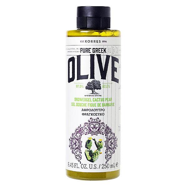 Korres Olive Gel Douche Olive & Figue de Barbarie 250ml