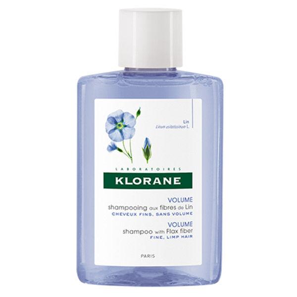 Klorane Shampooing Fibres de Lin 25ml