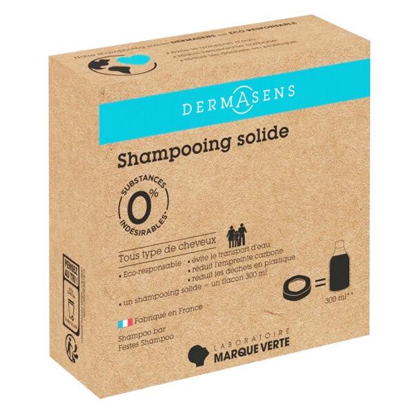 Dermasens Shampooing Solide Tous Types de Cheveux 85g