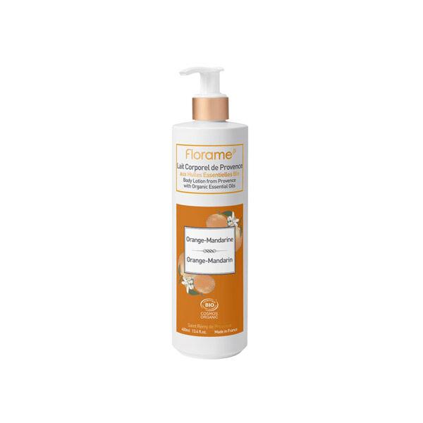 Florame Lait Corporel de Provence Orange Mandarine 400ml