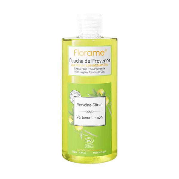 Florame Douche de Provence Gel Verveine Citron Bio 500ml