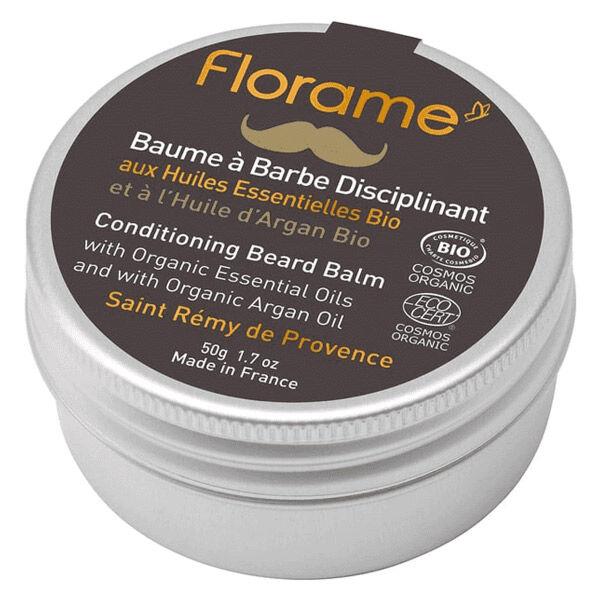 Florame Homme Baume à Barbe Disciplinant Bio 50g