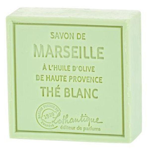 Lothantique Les Savons de Marseille Savon Solide Thé Blanc 100g