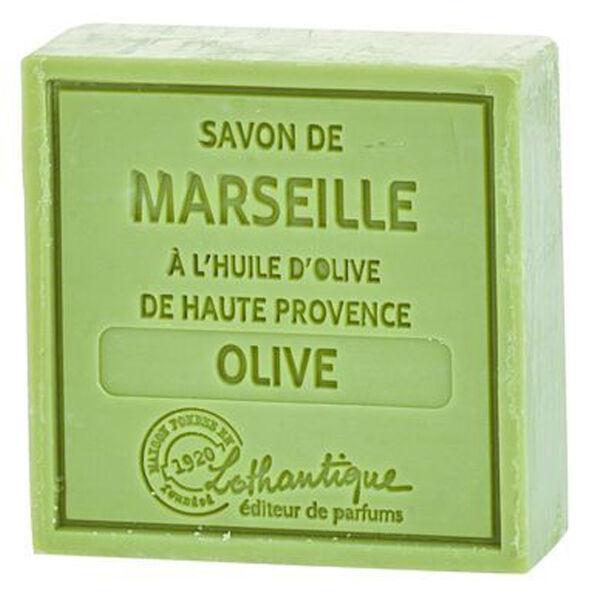 Lothantique Les Savons de Marseille Savon Solide Olive 100g