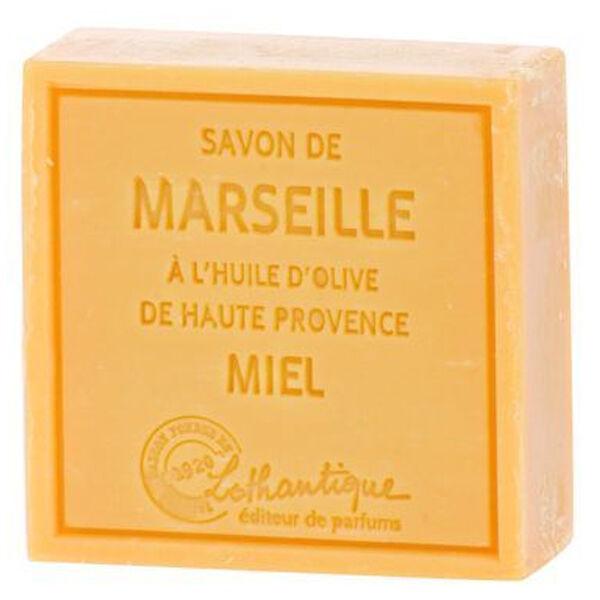 Lothantique Les Savons de Marseille Savon Solide Miel 100g