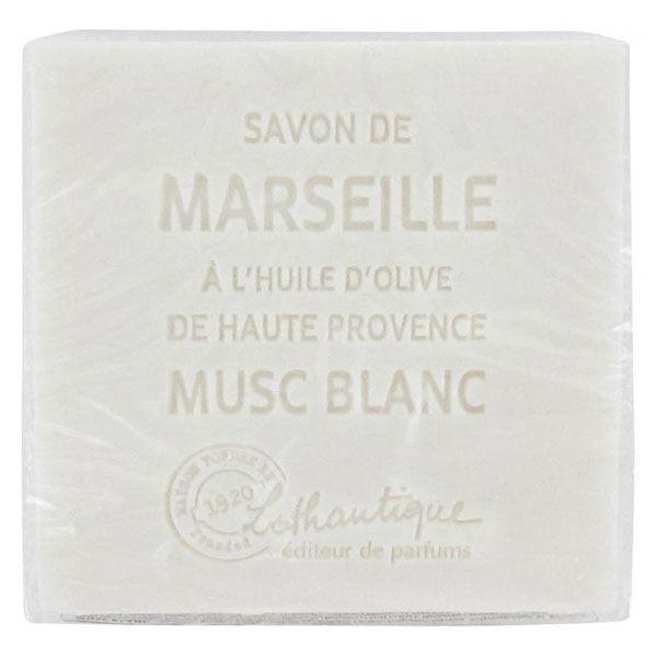 Lothantique Les Savons de Marseille Savon Solide Musc Blanc 100g