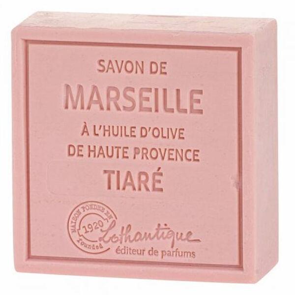 Lothantique Les Savons de Marseille Savon Solide Tiaré 100g