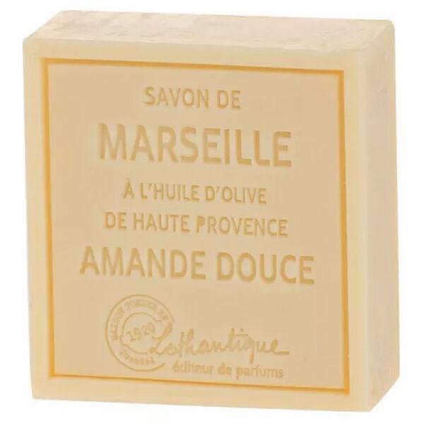 Lothantique Les Savons de Marseille Savon Solide Amande Douce 100g