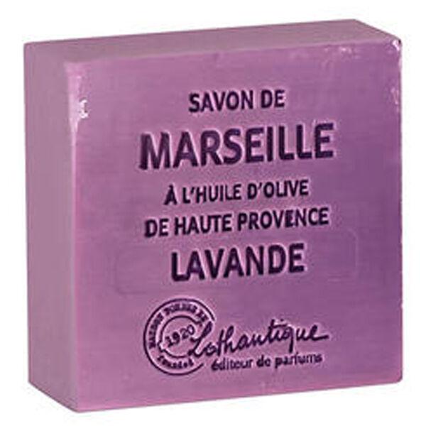 Lothantique Les Savons de Marseille Savon Solide Lavande 100g